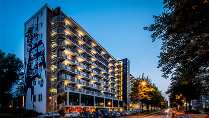 APARTMENT BUILDING DE BOEL