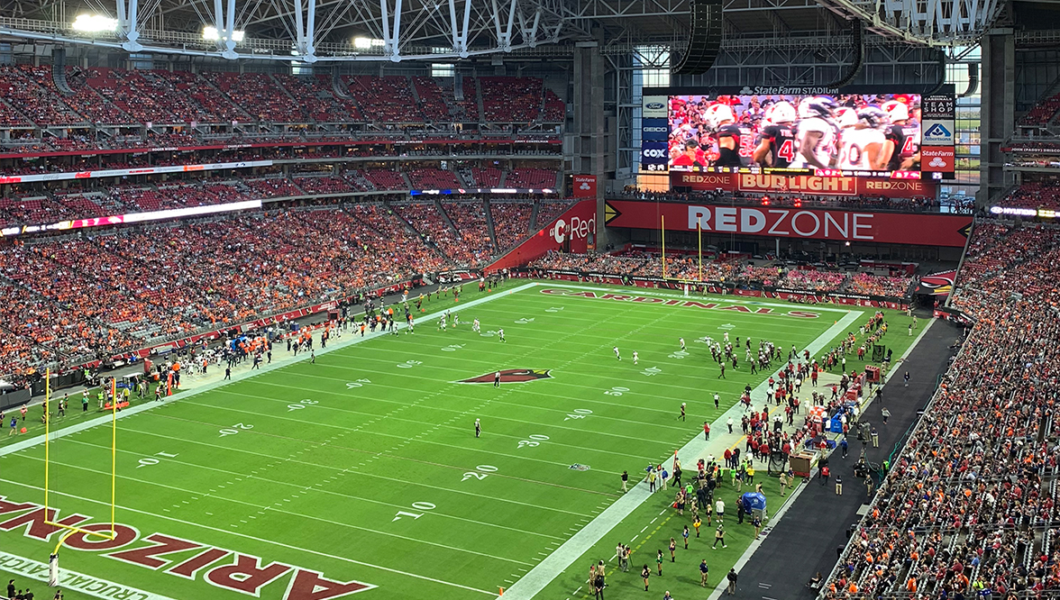 ARIZONA CARDINALS Vs DENVER BRONCOS !