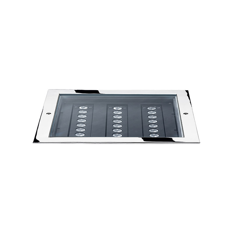 STEEL SQUARE 34 - 24 LED I 8°