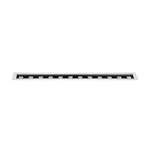 "STRIP SQUARE INGROUND LED 550  [21.65""]"